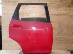 Дверь боковая задняя правая Honda Fit GD1 в сборе