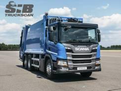 Scania P340. 6x2*4 CNG. Под заказ