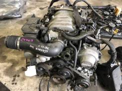 Двигатель на Toyota Crown Majesta UZS186 3UZ SWAP СВАП Комплект 6ступ