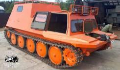 ГАЗ 73. Гусеничный снегоболотоход Газ 73м, 2 000кг., 4 900кг. Под заказ