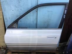 Дверь левая передняя Toyota Corona Premio ST210