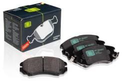 Колодки тормозные дисковые передние | перед | Trialli [PF084501]