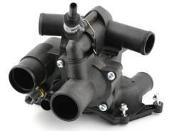 Корпус термостата в сборе Land Rover 3.6D (368DT)