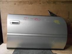 Дверь боковая передняя правая Toyota Chaser JZX100 в сборе