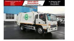 JAC N120. Новый грузовик мусоровоз от официального дилера в Красноярске, 3 760куб. см.