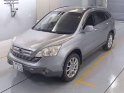 Дверь передняя левая серебро с царапиной Honda CR-V RE4 2006 г K24A