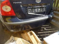 Бампер задний для Ford Focus II 2005-2008