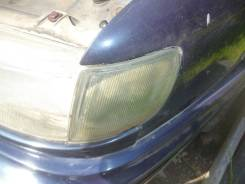 Указатель поворота левый (фальш) белого цвета Volkswagen Passat B4