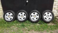 Продам колеса с летней резиной