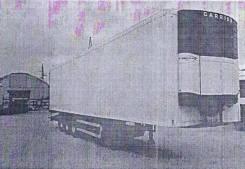 Meusburger Новтрак. Полуприцеп-рефрижератор SG 240 TK, В г. Омске, 30 000кг. Под заказ