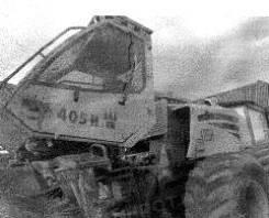 HSM. В Екатеренбурге Харвестер 405H28WD, г/н 66СТ4215, 2006. Под заказ