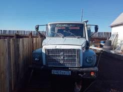 ГАЗ 3309. , 4 250куб. см., 4 500кг., 4x2