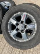 Диски Toyota R18 5x150 LandCruiser 100 200 + Dunlop Grandtrek AT22