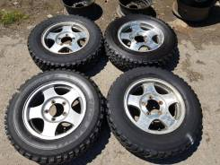 "Колёса Suzuki Jimny 195/80R16 Toyo. 5.5x16"" 5x139.70 ET22"