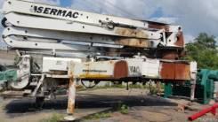 Sermac. Установка на бетононасос 5Z37 SCL 130 в Краснодаре