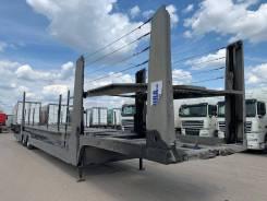 Lohr. Продается Полуприцеп-автовоз LOHR S2M59X 2012 г. в., 17 000кг.