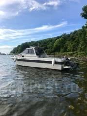 Аренда катера. Рыбалка, морские прогулки, острова, рейд. 10 человек, 50км/ч