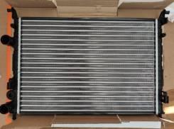 Радиатор трубчатый FIAT Albea 03- (SG-FI0001 / SAT)
