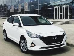 Hyundai Solaris. Без водителя