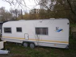 Knaus. 6 спал. мест, две 2-ярус. кровати Большой дом на колёсах в наличии, 2 000куб. см. Под заказ