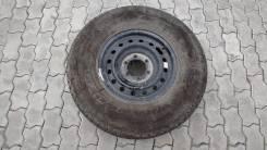 Запасное колесо на штамповке 265/70R16