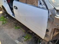 Передняя правая дверь Toyota Corolla EE103 пустая (железо)
