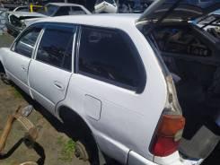 Дверь задняя левая Toyota Corolla ee102 4efe
