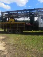 Краз 63221. Подъёмник - Установка буровая подъемная УБП-100 на шасси КрАЗ-63221, 100 000кг.