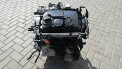Контрактный двигатель Volkswagen Touran 1.9л BLS