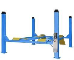 Подъемник автомобильный четырехстоечный TFA4500-3D