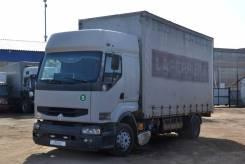 Renault Premium. Шторный грузовик Рено Премиум, 11 100куб. см., 8 000кг., 4x2