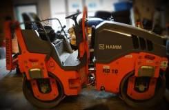 Hamm HD 10. Продаётся каток VO. Под заказ