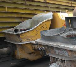Sany HBT60C. Продается Стационарный бетононасос SANY HBT50C, 1,00м.