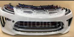Бампер передний (в цвет кузова) Kia Rio IV [с 2017-н. в. ]