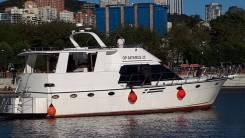 Аренда яхты. 30 человек, 50км/ч
