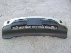 Передний бампер дорестайл BMW X5 e53 из Японии