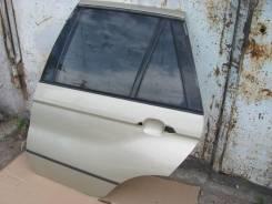 Дверь задняя левая в сборе X5 E53 из Японии