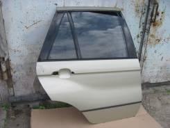 Дверь задняя правая в сборе X5 E53 из Японии