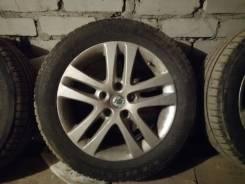 Продаю летние колеса 5х112, ET 50, Nokian Hakka Green2 205/55 R16
