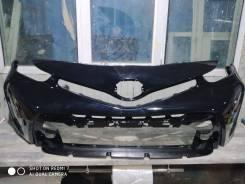 Передний бампер на Toyota Prius Alpha ZVW40