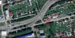 Земельный участок 1669 кв. м. коммерч. назн. ш Комсомольское,47. 1 669кв.м., собственность, электричество, вода