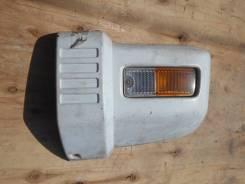 Бампер передний контрактный L MMC PajeroMini H56A 2052