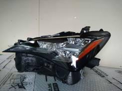 Фара левая Lexus RC поздняя версия LED 24-64