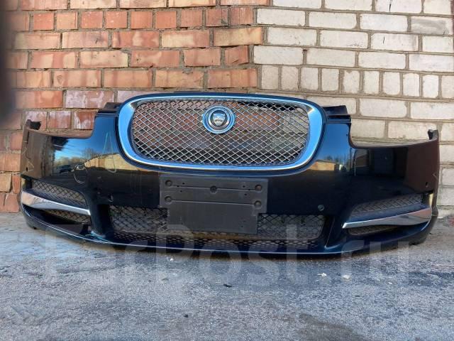 Бампер передний Jaguar XF 2009 - 2011 дорестайл