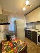 2-комнатная, улица Кипарисовая 24. Чуркин, агентство, 52,0кв.м. Кухня