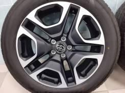 "Toyota. 7.5x19"", 5x114.30, ET40, ЦО 60,1мм."