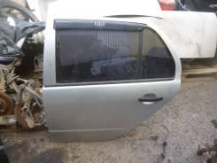 Дверь задняя левая для Skoda Fabia 1999-2007