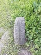 Dunlop Graspic DS1. всесезонные, б/у, износ 50%