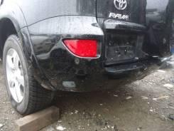 Бампер задний черный Toyota Rav4 ACA31 2AZ-FE 2009