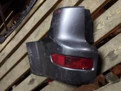 Бампер задний Mitsubishi Outlander CW5W